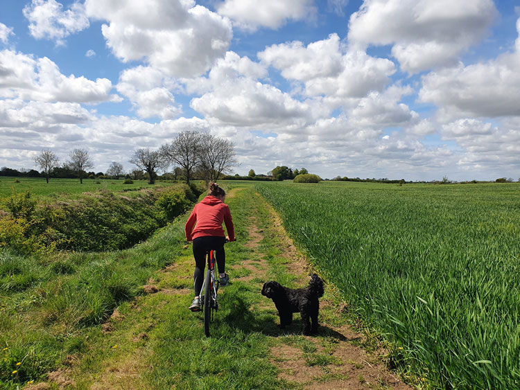 Goxhill Hornsea Cycling Trails